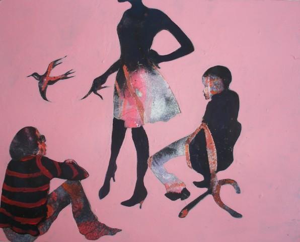Jonathan Huxley, Black Bird