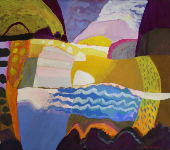 Ann Wegmuller, Coastal Breeze