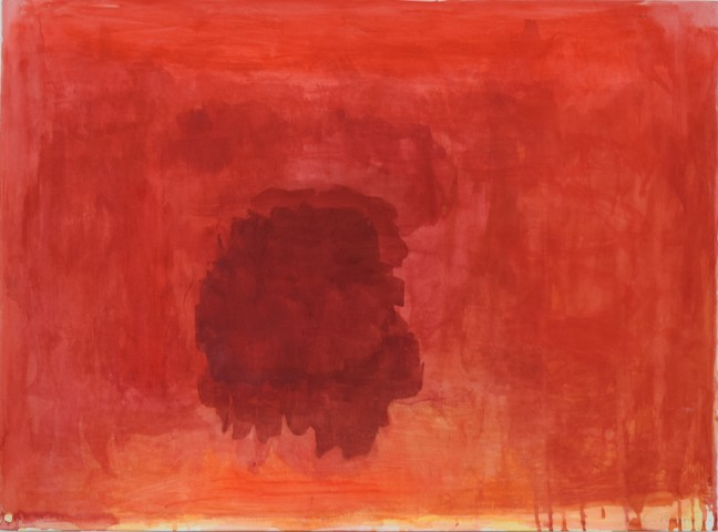 Christopher Le Brun PRA, Colour Study 7