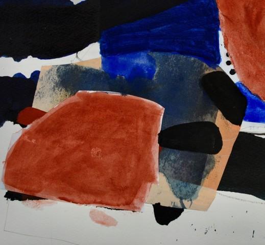 Jim Hunter, October Painting