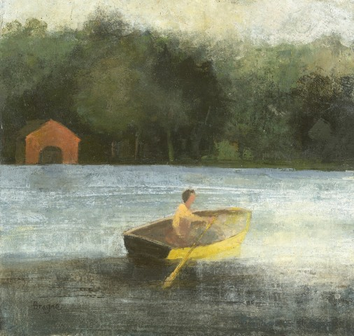 David Brayne, Red Boathouse