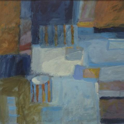 Salliann Putman, Colour in the Studio