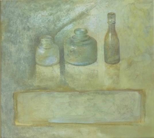 Sarah Holliday, Three Bottles Waiting