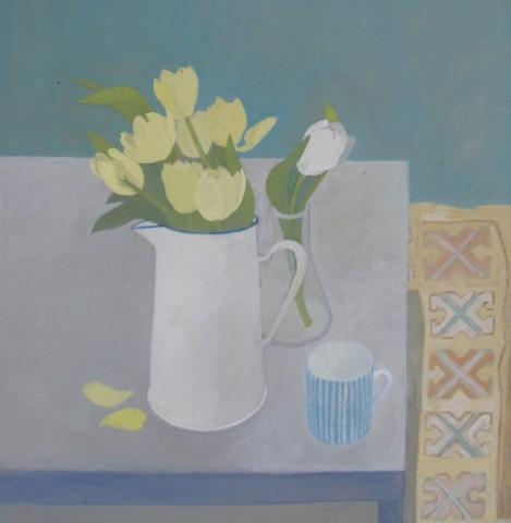 Wendy Jacob, Yellow Tulips