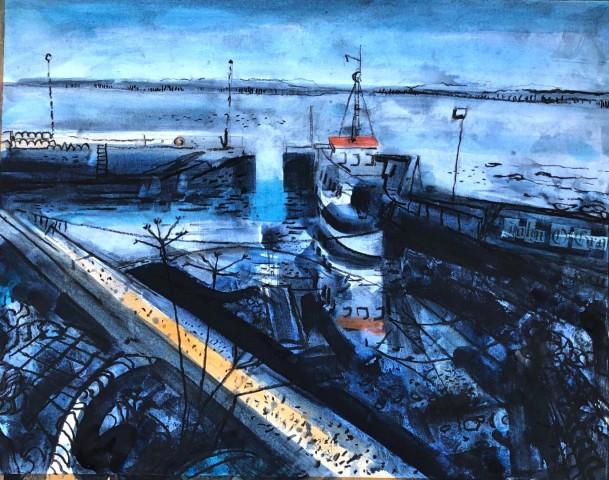 Mark Raggett, John O'Groats Harbour