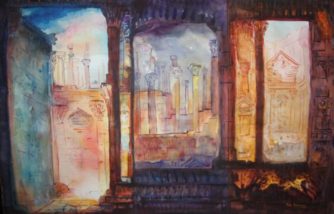 Neil Pittaway, Stones of Palmyra
