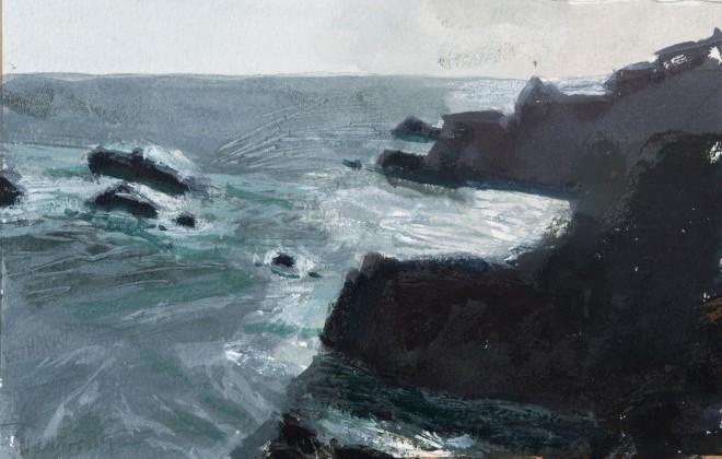John Newberry, Black Cliffs, La Palma