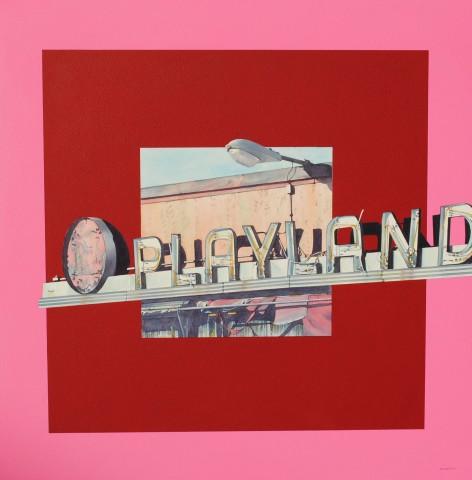 Denis Ryan, Playland Neon, New York