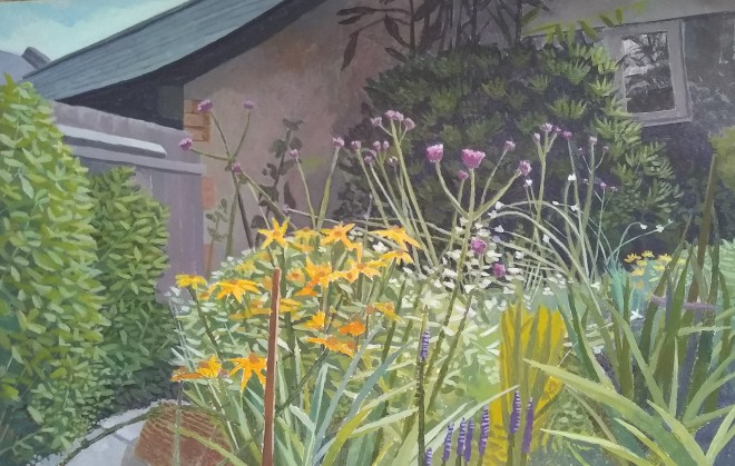 Michael Collins, Godfrey's Garden