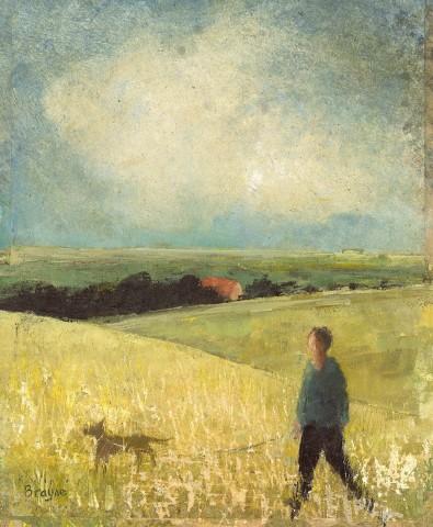 David Brayne, A Walk at the Spring Equinox