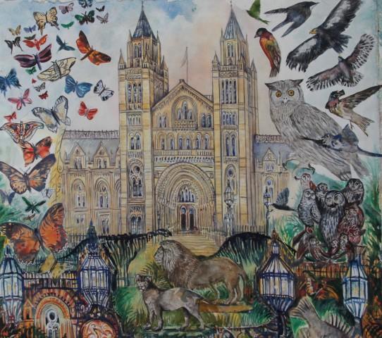 Neil Pittaway, Museum Adventure