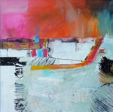 Claire Denny, Welsh Landscape