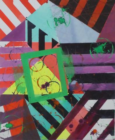 Geoffrey Pimlott, The Green Triangle