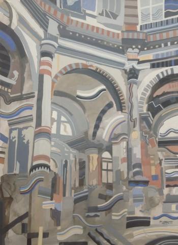 Thomas Plunkett, Venetian Interior