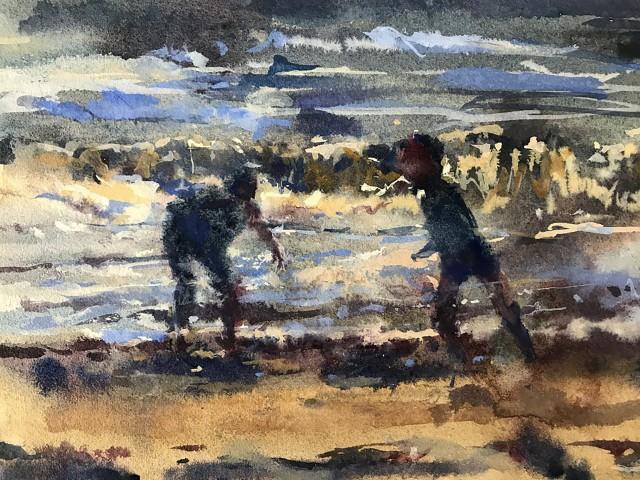 Francis Bowyer, Beach Play