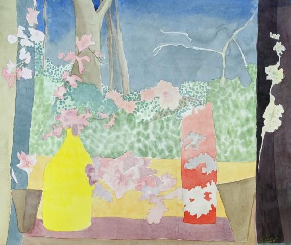 Suzy Fasht, Cherry Blossom