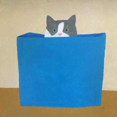 Martin Leman, Blue Bag
