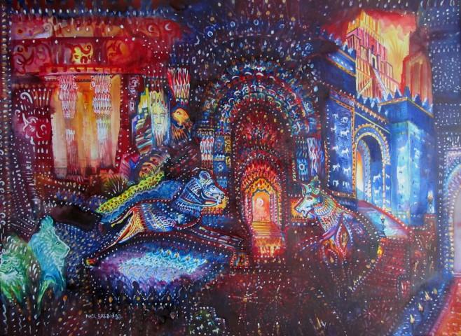Neil Pittaway, A Dream of Babylon