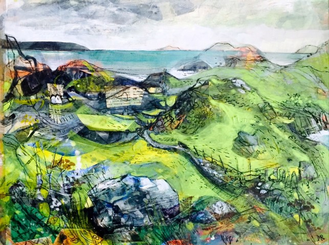 Mark Raggett, Castell Heinif