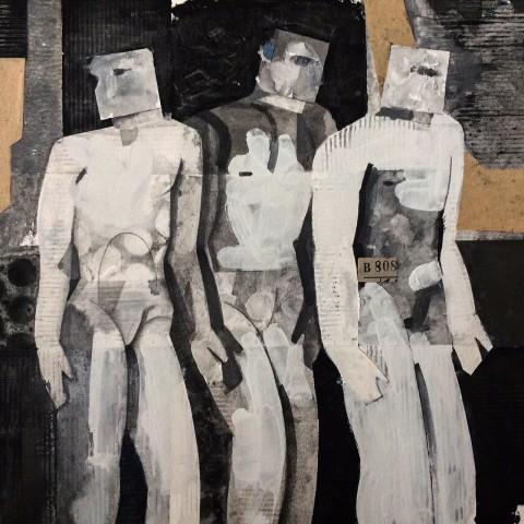 Stuart Robertson, The Acrobats