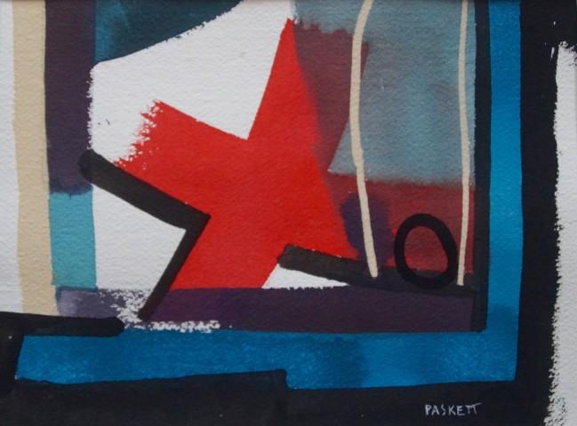 David Paskett, Nought and Cross