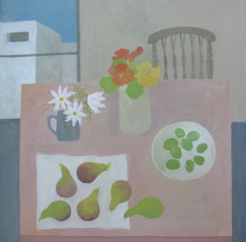Wendy Jacob, Figs and Olives