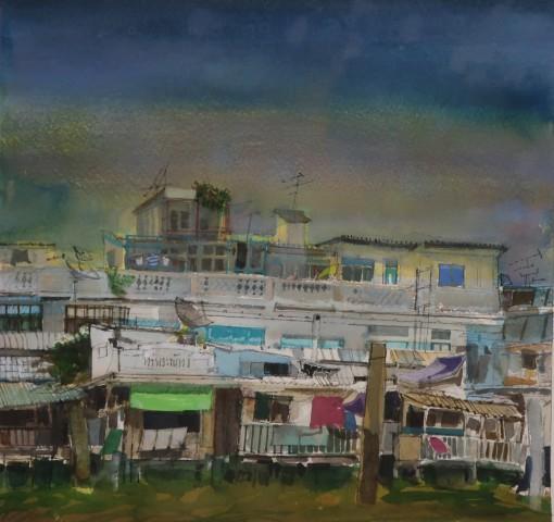 Peter Quinn, Bangkok Riverside
