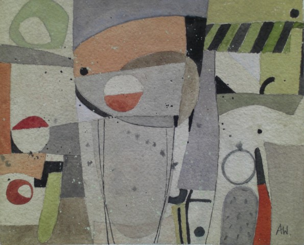Annie Williams, Abstract Two