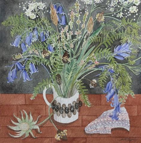 Angie Lewin, Skye Spring