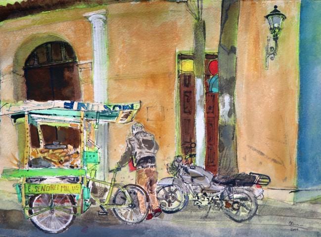 Peter Quinn, Shoemaker, Oaxaca, Mexico