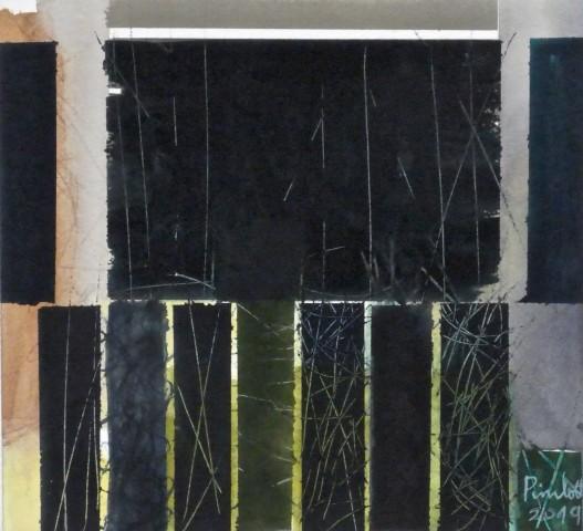 Geoffrey Pimlott, Dark Shape's Nine