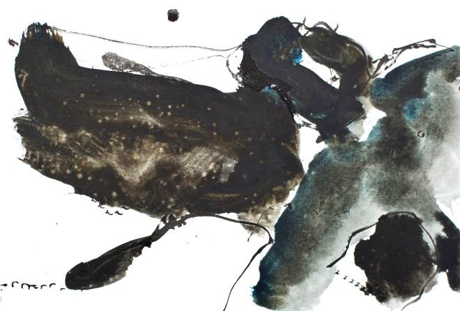 Jim Hunter, Sark Painting 9
