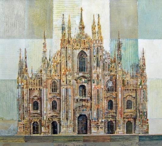 Stuart Robertson, Duomo Milan
