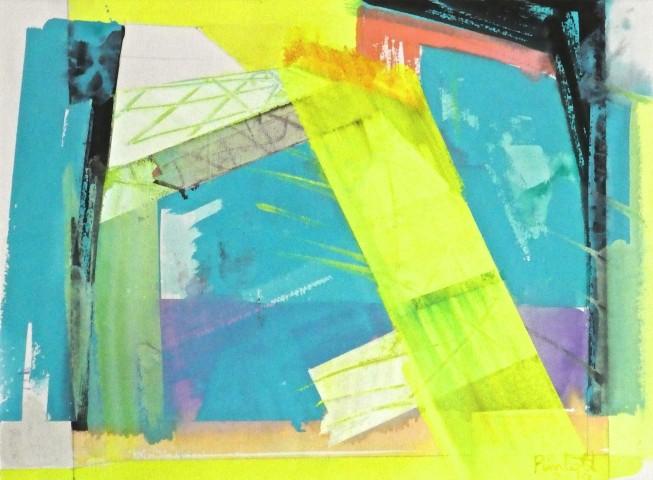 Geoffrey Pimlott, Spacelines