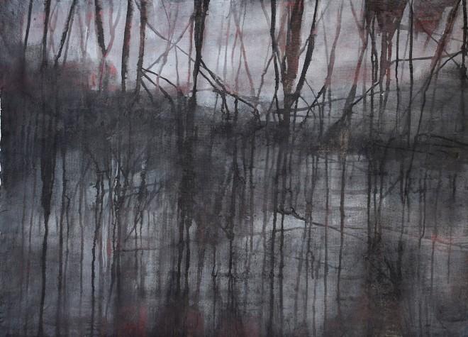 Robin Richmond, Mangrove Swamp, Mekong Delta, Vietnam