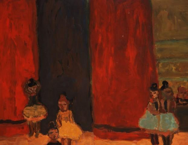 Bridget Moore, Big Red Curtain