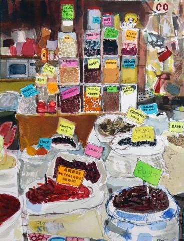 Peter Quinn, Mexican Spices