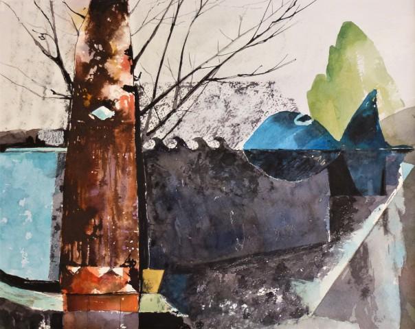 Claire Denny, Water Garden