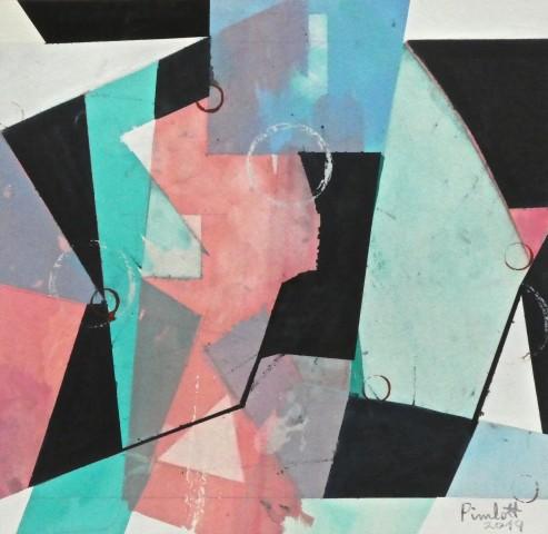 Geoffrey Pimlott, The Pale Red Triangle
