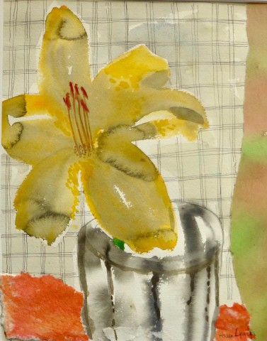 Anne Lynch, Yellow Flower
