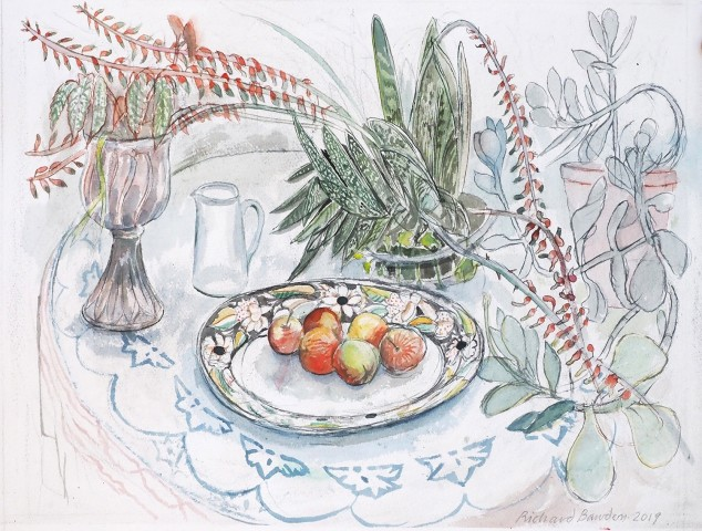 Richard Bawden, Apples and Cacti