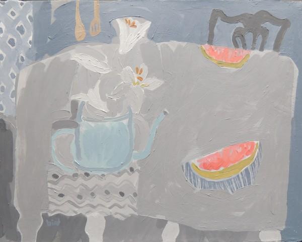 Christie Bird, Kitchen Table