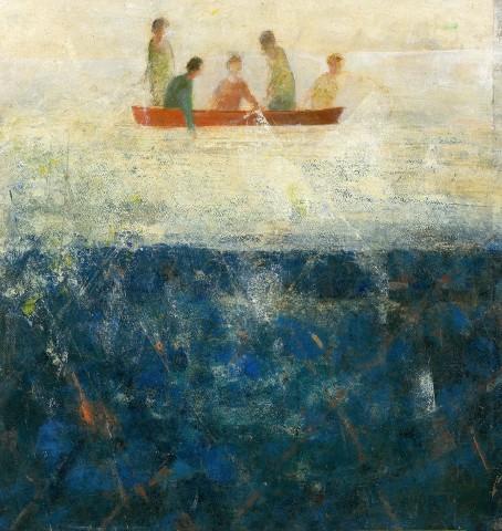 David Brayne, The Sea Carries the Net