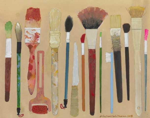 Michael Whittlesea, Brushes and Things