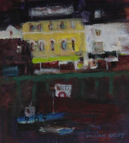 William Selby, Inner Harbour, Brixham