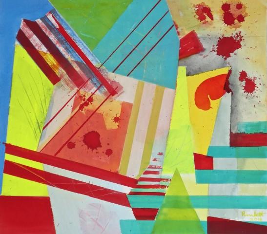 Geoffrey Pimlott, Red's Turquoise