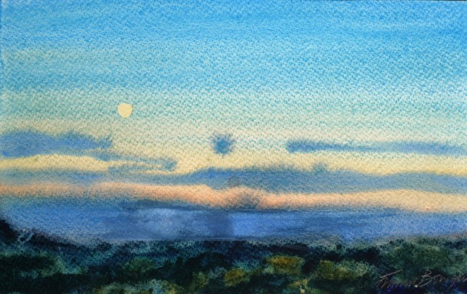 Francis Bowyer, Sundown
