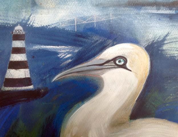 Helga Chart, Bird's Eye View