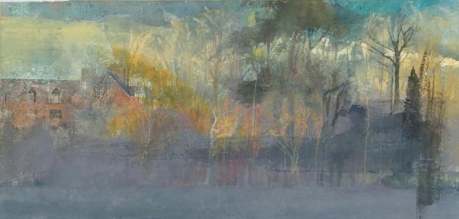 Paul Newland, Farmhouse and Great Pine