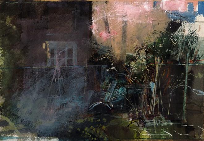 Paul Newland, Gardens SW8